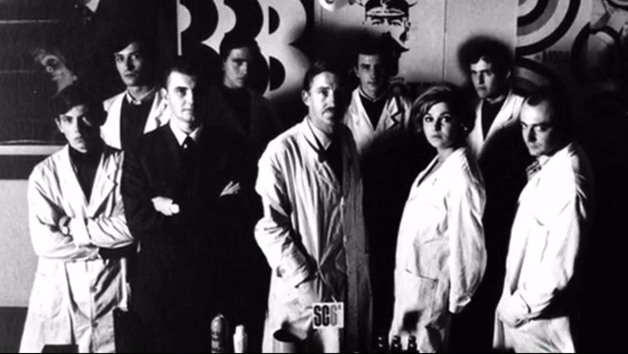Massimo Vignelli, Bob Noorda, Unimark